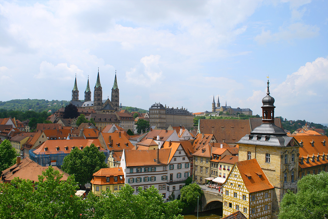 Bamberg an einem Tag