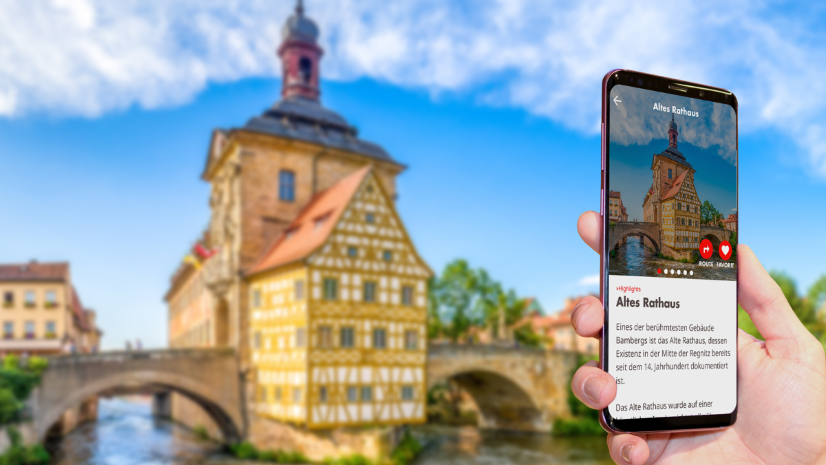 Bamberg App für Android