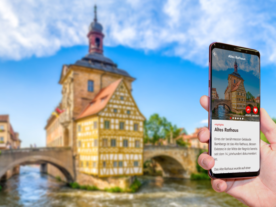 Bamberg App für Android
