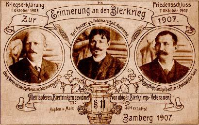 Bamberger Bierkrieg