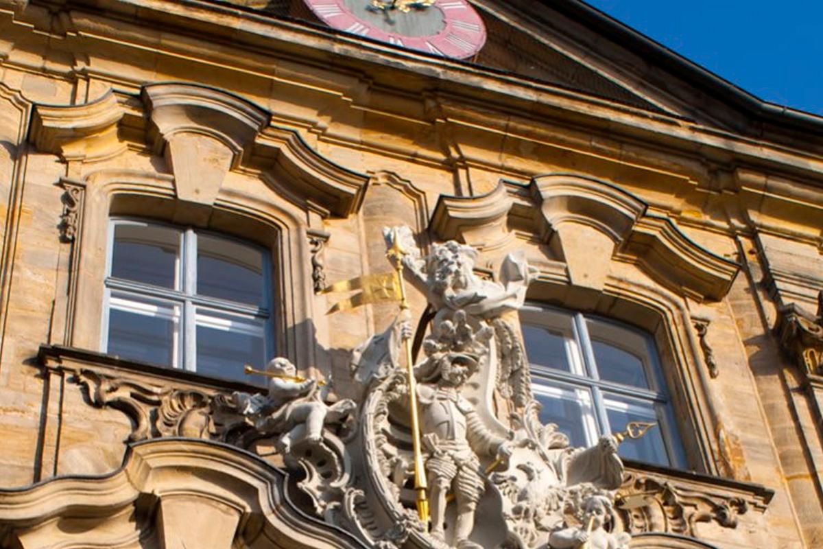 Bambergs barocke Fassaden