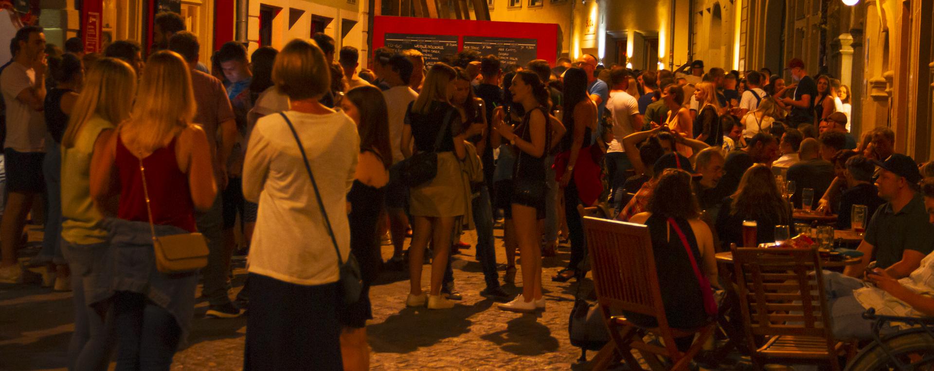 Bars und Kneipen in Bamberg