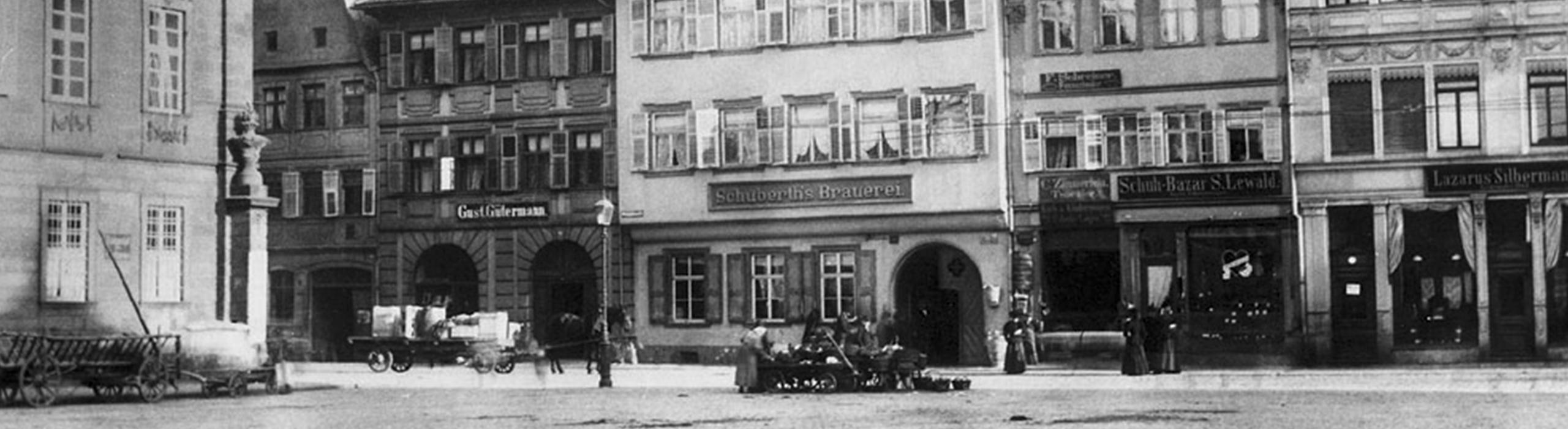 Ehemalige Brauereien am Maxplatz