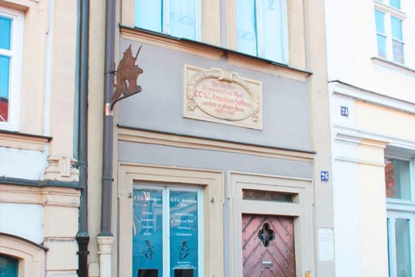 E.T.A. Hoffmann Haus