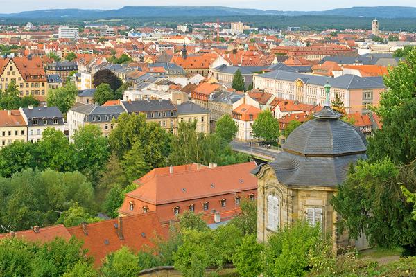 Klostergarten St. Michael
