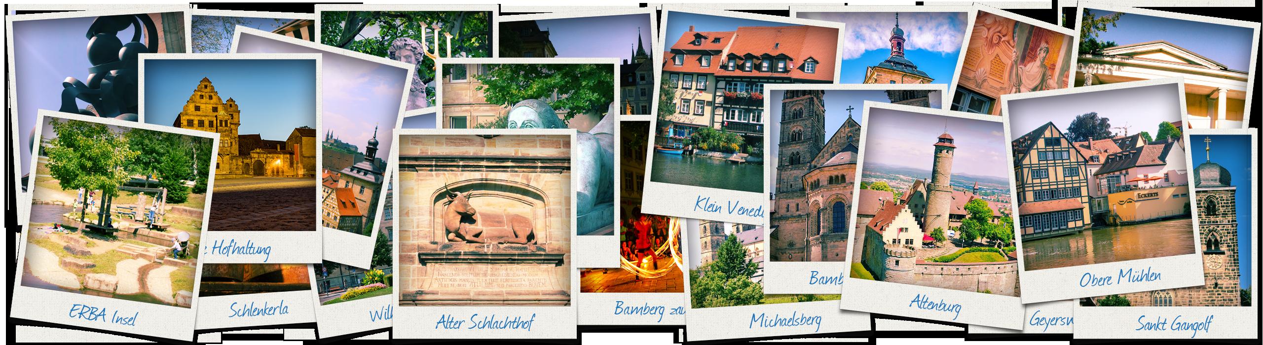 Willkommen im Weltkulturerbe Bamberg