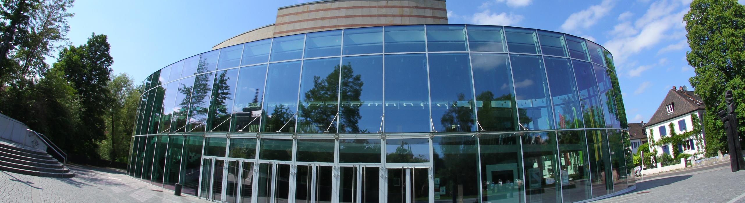 Konzert- und Kongresshalle