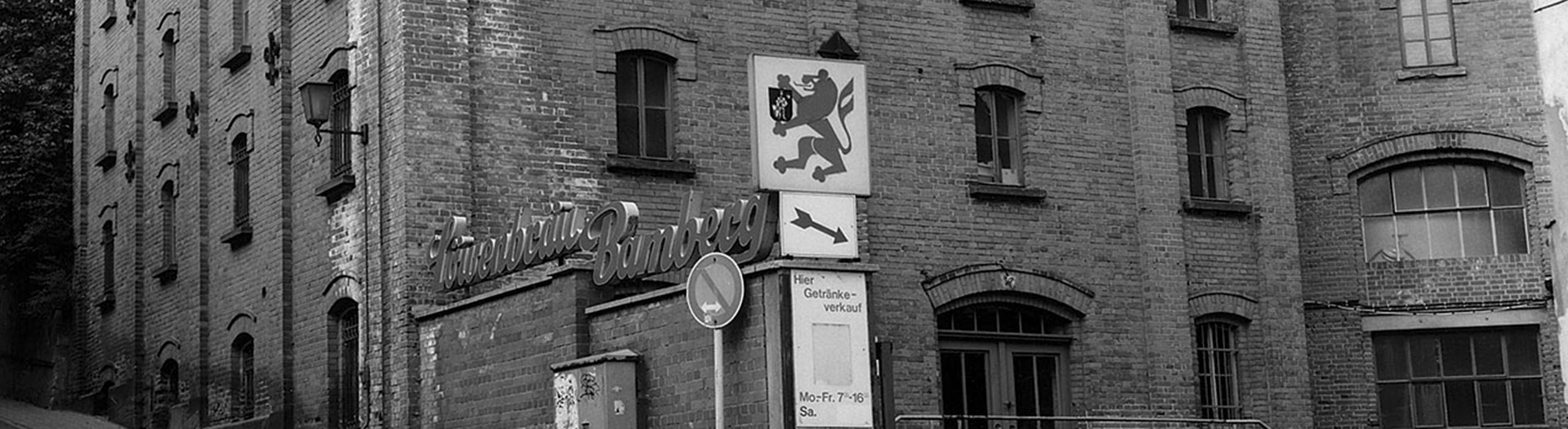 Ehemalige Brauerei Löwenbräu