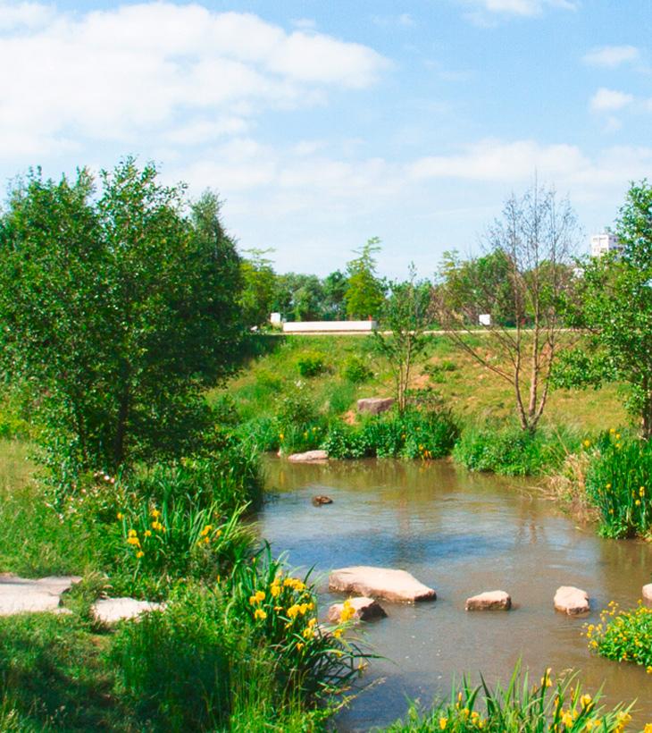 Parks und Gärten in Bamberg