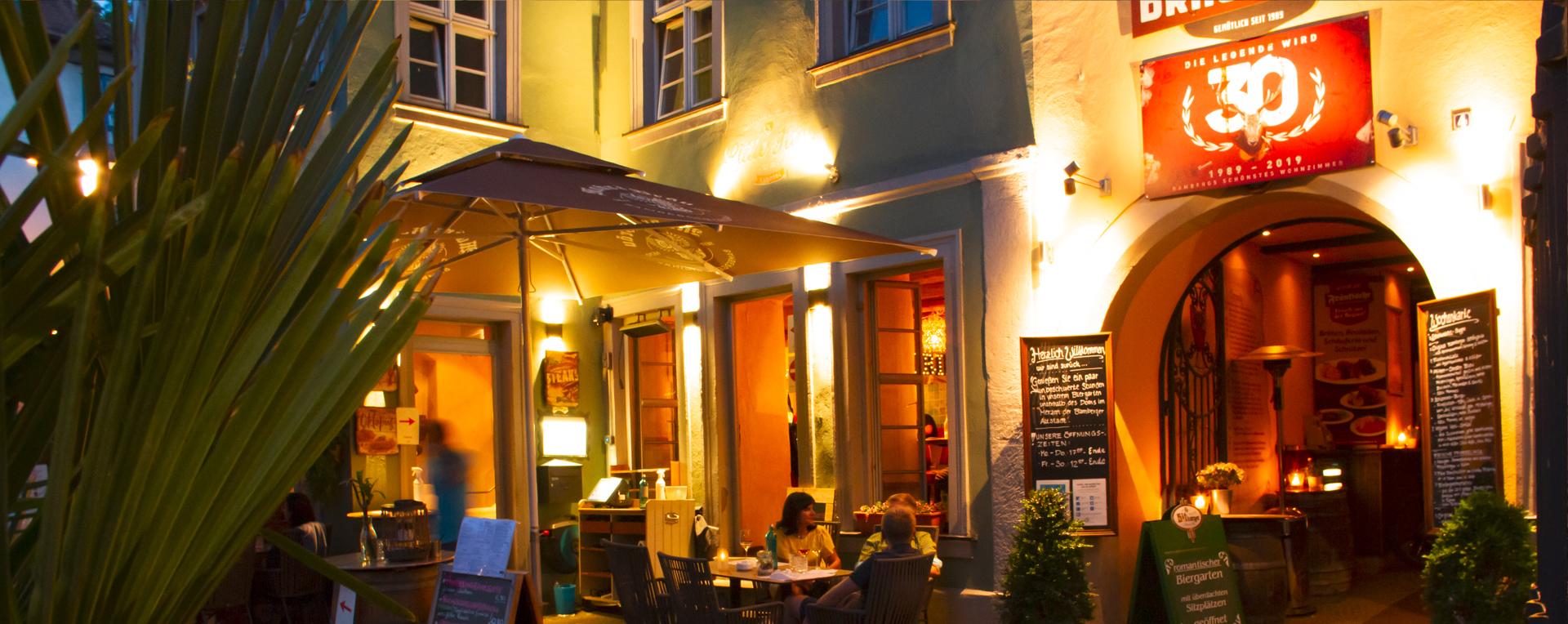 Restaurants Bamberg